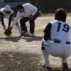 ソフトボールの基本の動作や守備の練習をするならこの方法